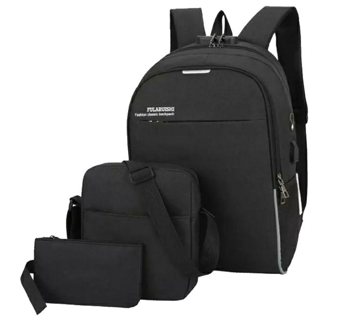 Backpack 3in1 Black Type F