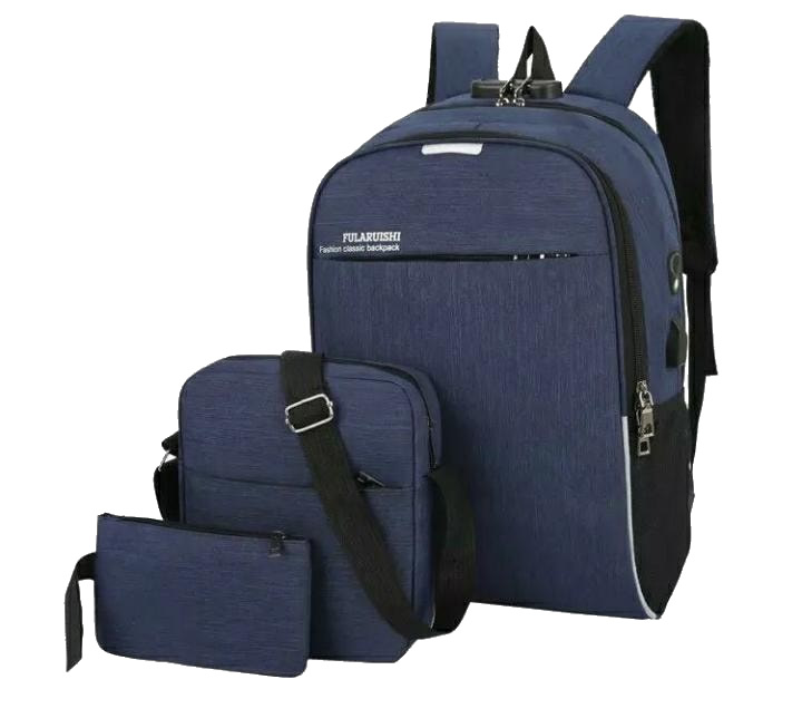 Backpack 3in1 Blue Type F