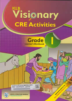 KLB Visionary CRE Activities Grade 1