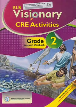KLB Visionary CRE Activities Grade 2