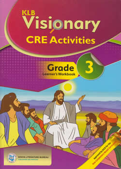 KLB Visionary CRE Activities Grade 3