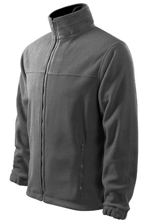 Grey Fleece Jacket