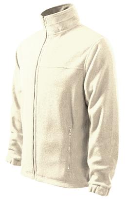 Beige Fleece Jacket