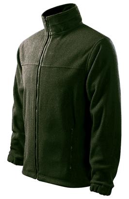 Dark green Fleece Jacket