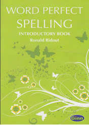 Word Perfect Spelling Introductory Book
