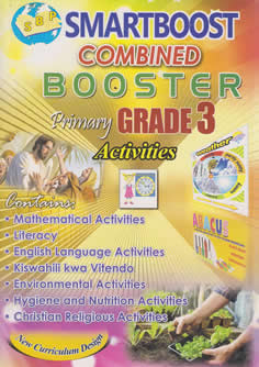 Smartboost Combined Booster Grade 3