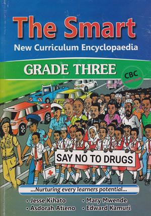 The Smart New Curriculum Encyclopaedia Grade 3