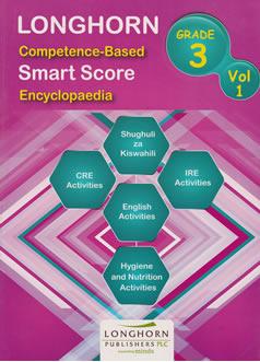 Longhorn Smart Score Encyclopaedia Grade3 Vol 1